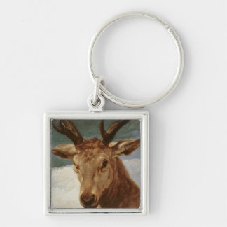 Head of a Stag, 1634 Key Ring