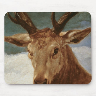Head of a Stag, 1634 Mouse Pad