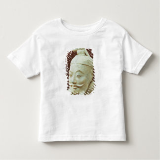 Head of a warrior, Terracotta Army Toddler T-Shirt