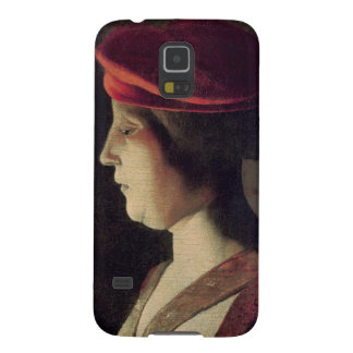 Head of a Woman Galaxy S5 Covers