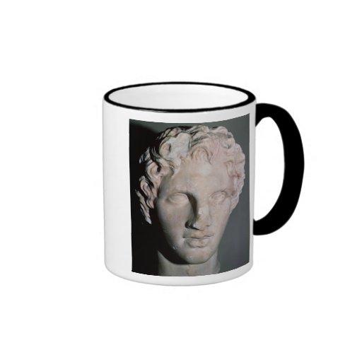 Head of Alexander the Great Coffee Mug