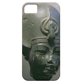Head of Amenophis III (diorite) iPhone 5 Cases