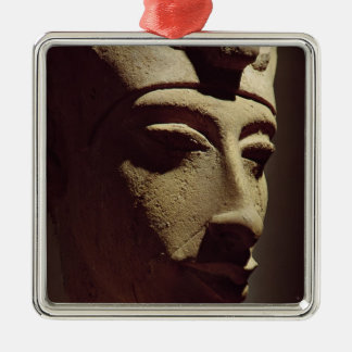 Head of Amenophis IV Christmas Ornament