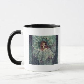 Head of an Angel, after Rembrandt, 1889 Mug