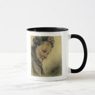 Head of an Old Lady Mug