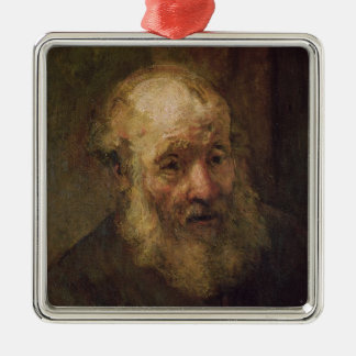 Head of an Old Man, c.1650 Christmas Ornament