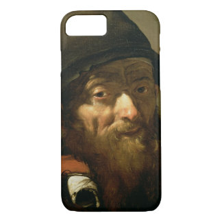 Head of an Old Man, detail of Portrait of an Old M iPhone 8/7 Case