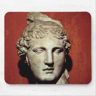 Head of Apollo from Ephesus Mouse Pad