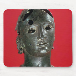 Head of Apollo, from Nimes, 1st-2nd century Mouse Mat