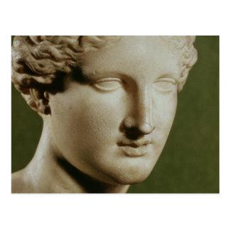 Head of Artemis Postcard