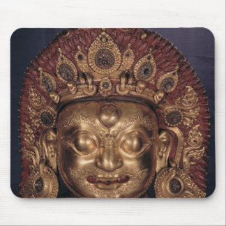 Head of Bhairava, late 17th century Mouse Mat