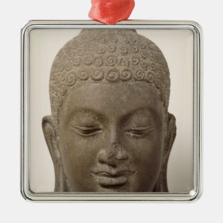 Head of Buddha, from Vat Romlok Christmas Ornament