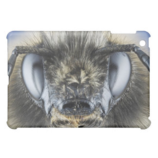 Head of bumblebee iPad mini cases