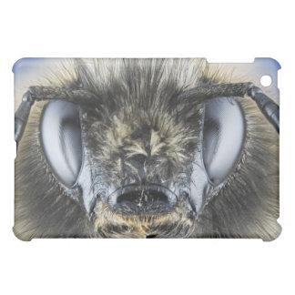 Head of bumblebee iPad mini cover