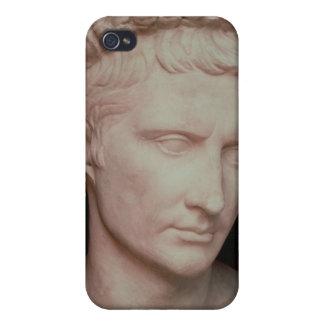 Head of Caesar Augustus Case For The iPhone 4