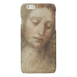 Head of Christ by Leonardo daVinci iPhone 6 Plus Case