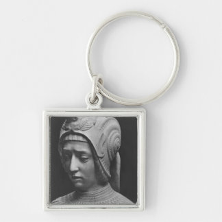 Head of Fortitude Key Ring