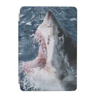 Head of Great White Shark iPad Mini Cover