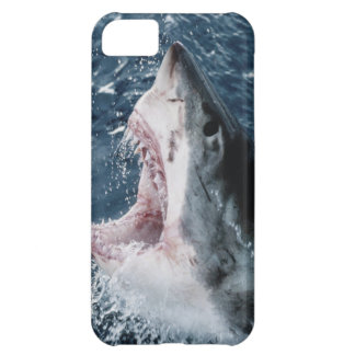 Head of Great White Shark iPhone 5C Case