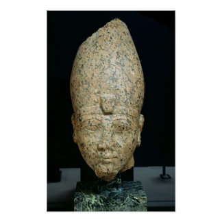 Head of Hatshepsut Poster
