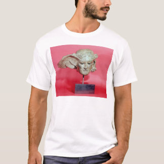Head of Hypnos, copy of a Hellenistic original T-Shirt