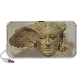 Head of Hypnos, or Sleep iPod Speaker