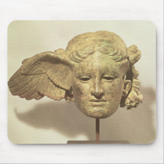 Head of Hypnos, or Sleep Mouse Pad