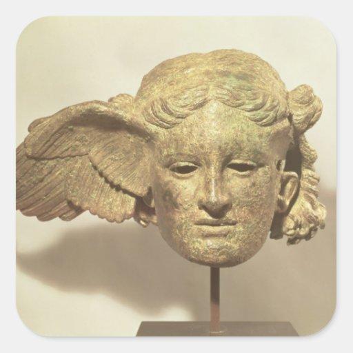 Head of Hypnos, or Sleep Sticker