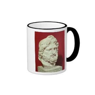Head of Jupiter Coffee Mugs