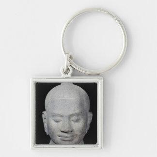 Head of King Jayavarman VII  Bayon Style Key Chains