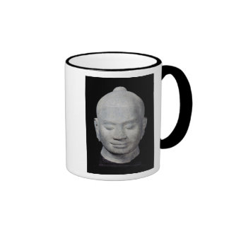 Head of King Jayavarman VII  Bayon Style Mug