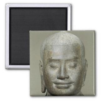 Head of King Jayavarman VII Magnet