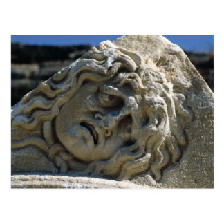 Head of Medusa Postcard