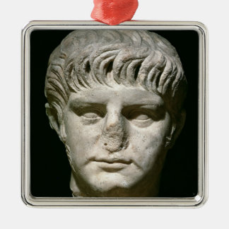 Head of Nero Christmas Ornament