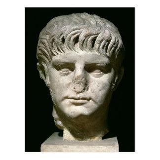 Head of Nero Postcard