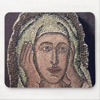 Head of one of the Holy Women, from Turkey Mouse Mat