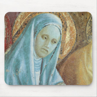 Head of Saint Anne from the Presentation of Mouse Pad