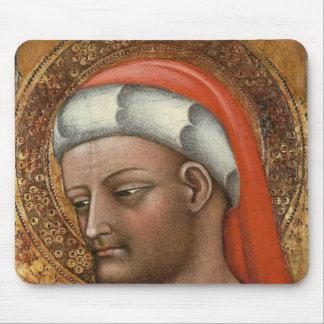 Head of St. Cosmas Mouse Mat