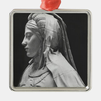 Head of Temperance Christmas Ornament
