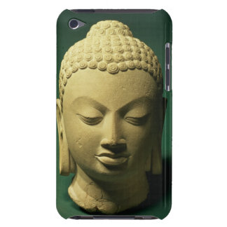 Head of the Buddha, Sarnath (sandstone) Case-Mate iPod Touch Case