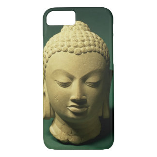 Head of the Buddha, Sarnath (sandstone) iPhone 8/7 Case