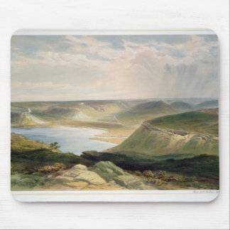 Head of the Harbour, Sebastopol, plate from 'The S Mouse Mat