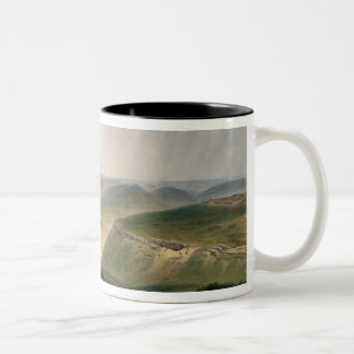Head of the Harbour, Sebastopol, plate from 'The S Two-Tone Coffee Mug