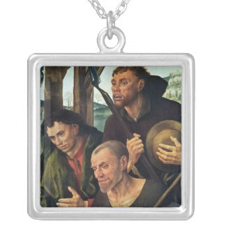 Head of the Shepherds Silver Plated Necklace