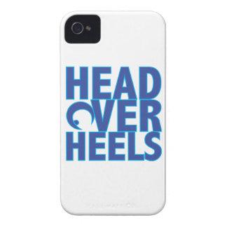 Head Over Heels Logo iPhone 4 Case