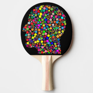 head ping pong paddle