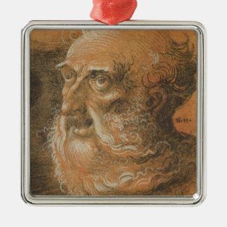 Head Study, 1522 Christmas Ornament