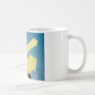Head To The Sky Basic White Mug