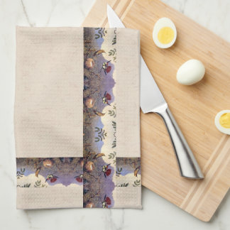 Heade Hummingbird Birds Nest Animal Kitchen Towels