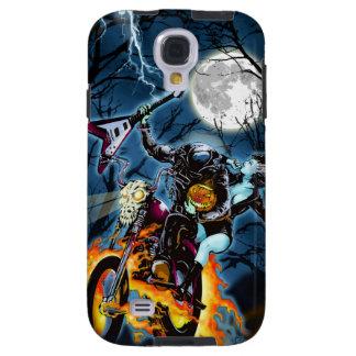 Headless Biker Horseman Galaxy S4 Case